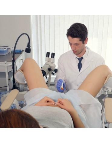 Minor surgery to remove a benign tumor