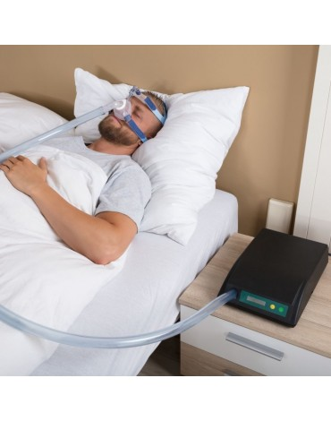 Rental of CPAP equipment