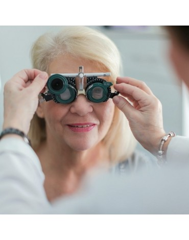 Ophthalmological consultation